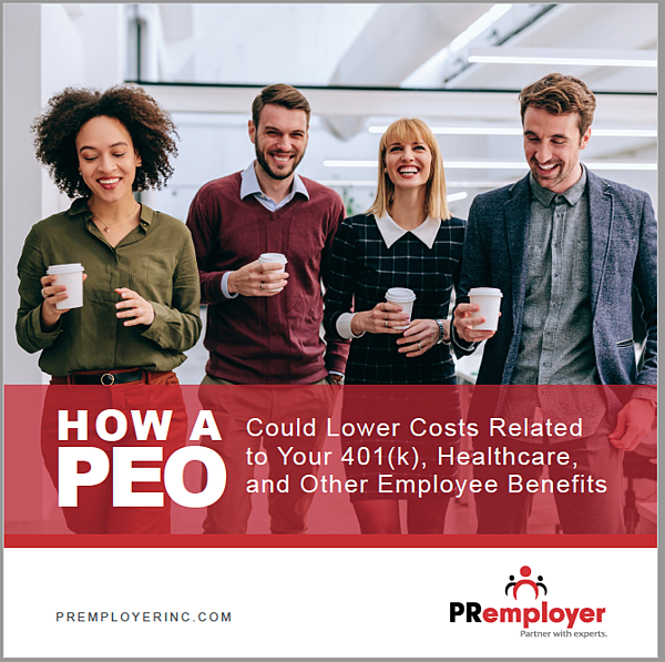 How a PEO could lower costs related to your 401k